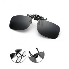 Polarized Sunglasses Clip (dark grey)