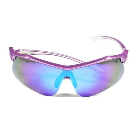 Sports Sunglasses (color-plated blue)